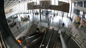 Евакуираха Централната гара в София в петък заради сигнал за