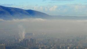 Превишена концентрация на фини прахови частици тази сутри бяха регистрирани