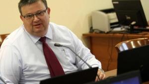 Снимка: Цацаров: Разпоредбите на Закона за адвокатурата да се спазват стриктно