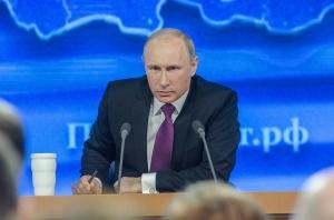 Рейтингът наВладимир Путин