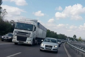 Снимка: Изненадващо, България сред най-безопасните за шофиране членки на ЕС