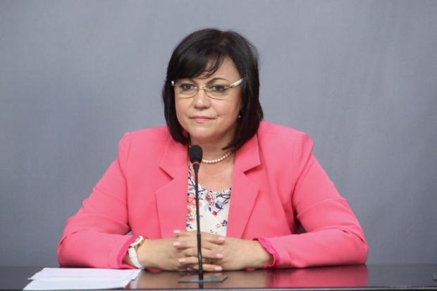 Нинова: Искаме предсрочни избори и каквото народът реши, ще го изпълним