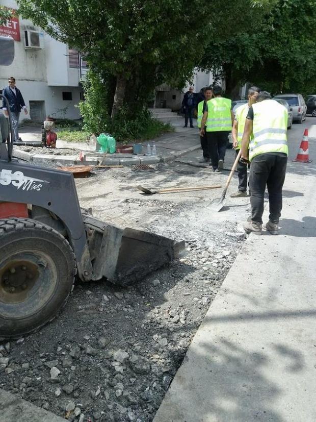 38 млн. лв. отделя Столична община за ремонт на кварталните улици