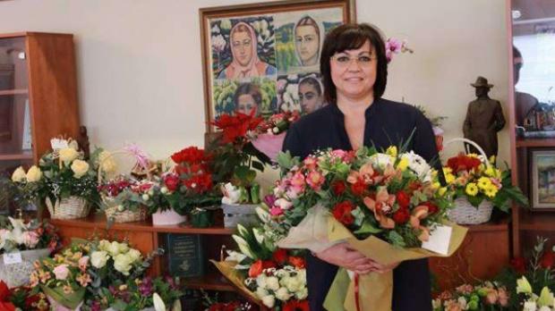 Нинова не иска подаръци за 50-годишния си юбилией