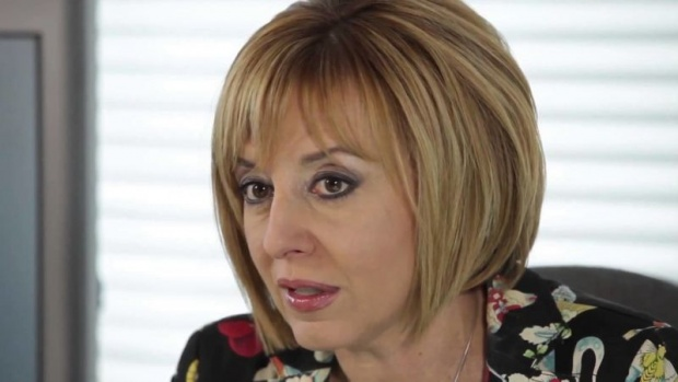Манолова: Намесата ми е неизбежна при всеки опит за посегателство върху хората