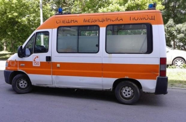 Мъж почина в кризисния център в София
