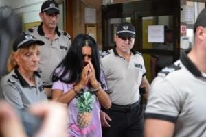 """Анита Желева, известна като Анита Мейзер, да изтърпи наказание""""лишаване от"""