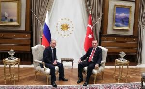 Руският президент Владимир Путин изпитва голямо доверие към своя турски