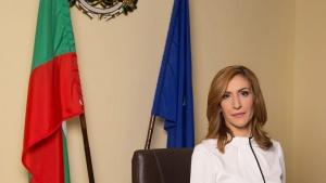 Снимка: Ангелкова се срещна в Белград с представители на сръбския  туристически бизнес