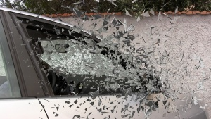 Верижна катастрофа с четири коли е станала в Пловдив. Това
