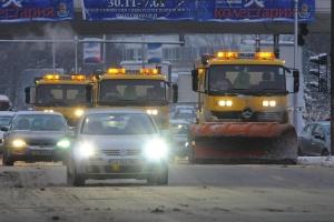 Снимка: 188 снегорина чистят услици и булеварди в София