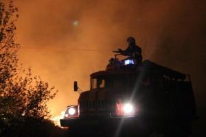 Снимка: Пожар в жилищна кооперация във Варна, 70-годишен загина