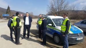 """Председателят на Управителния съвет на Агенция """"Пътна инфраструктура"""" Георги Терзийски"""