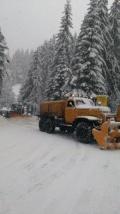 40 см. сняг на прохода Шипка