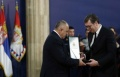 """Борисов беше награден с най-високото държавно отличие на Сърбия """"Орденът на Република Сърбия"""""""