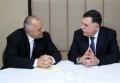 Борисов проведе среща  с либийския премиер Файез Сарадж