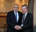Борисов: България осигурява достатъчно средства в областта на сигурността