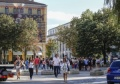 Къде са концентрирани сградите и хората в София?