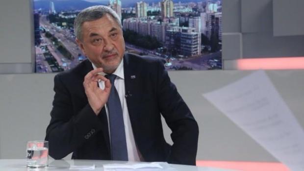 НФСБ номинира Валери Симеонов за евродепутат и водач на листата