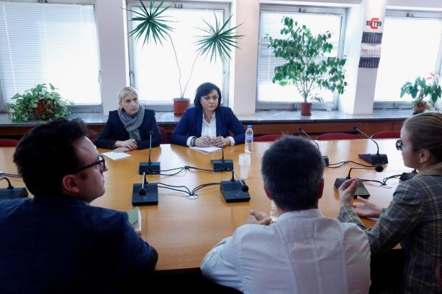 Корнелия Нинова: Законът и свободата стоят над партийния интерес.