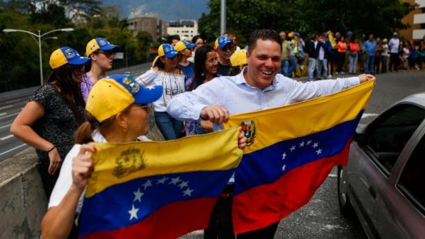 Пак митинг и контрамитинг във Венецуела