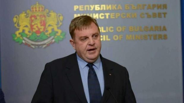 Каракачанов дава оставка, ако ГЕРБ не подкрепят мерките за циганите