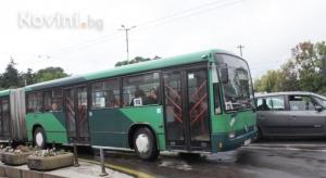 Снимка: Временни промени в маршрута на градския транспорт