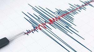 Земетресение с магнитуд 2,1 по скалата на Рихтер е регистрирано
