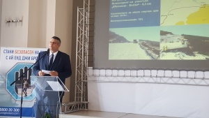 Снимка: Близо 7 млрд. лв. ще се инвестират в пътната инфраструктура на Северна България