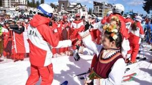 С много ски, музика и горещи емоции беше открит XXI-ят