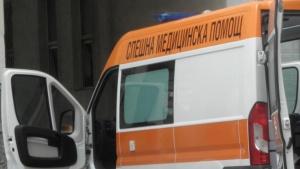 Двама души пострадаха при две катастрофи в центъра на Пловдив.