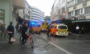 Около 40 души бяха евакуирани от сграда в квартала на