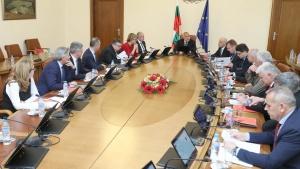 Министър-председателят Бойко Борисов свика Съвета по сигурността към Министерския съвет.