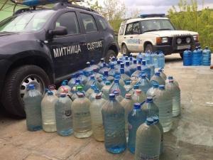 480 литра нелегален етилов алкохол в пластмасови туби откриха митнически