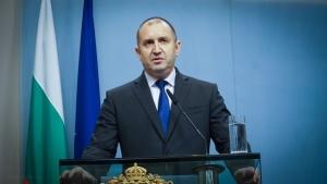 Румен Радев обяви, че темата с апартаментите на властта, закупени