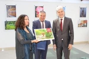 Министърът на околната среда и водите Нено Димов днес връчи