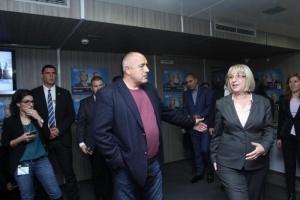 Министър-председателят Бойко Борисов прие оставката на министъра на правосъдието Цецка