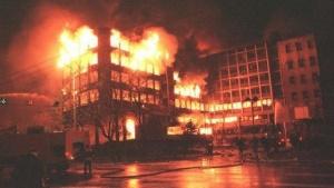 НАТО смята, че бомбардировките в Югославия без санкцията на Съвета