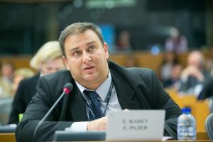 Снимка: Емил Радев: Нужна е култура на обмен на информация в ЕС за борба срещу данъчните измами и прането на пари
