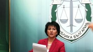 Розалина Кьосева е задържаният служител при специализираната полицейска акция в