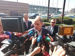 Снимка: Цветан Цветанов в Поморие: Няма да имаме нито един кандидат за евродепутат с обвинение за пране на пари