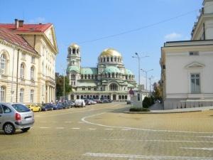 Снимка: Временно променят движението в София