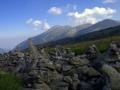 Незрящо момче изкачи връх Мусала