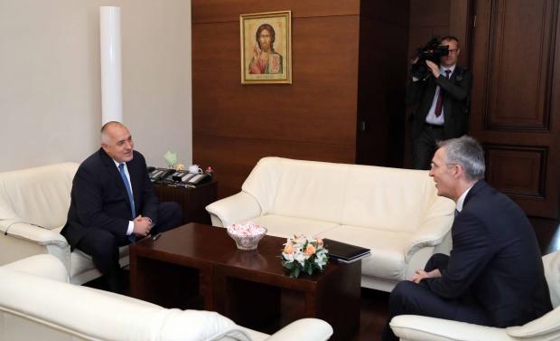 Столтенберг: Русия да спазва договорите, не искаме нова Студена война