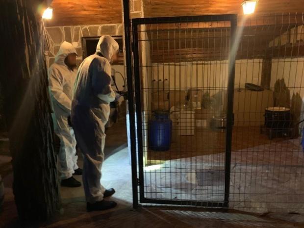 Откриха наркооранжерия в къща в Русе