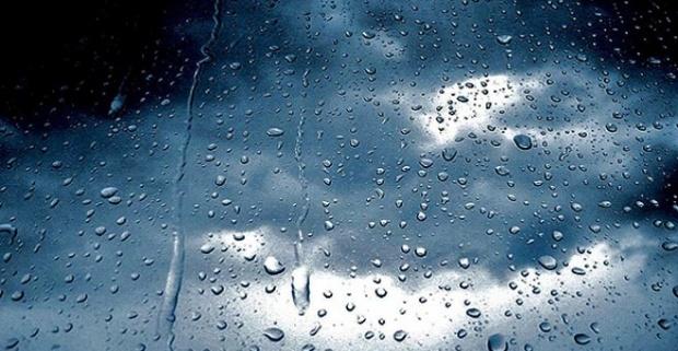 Дъждовен и облачен ден