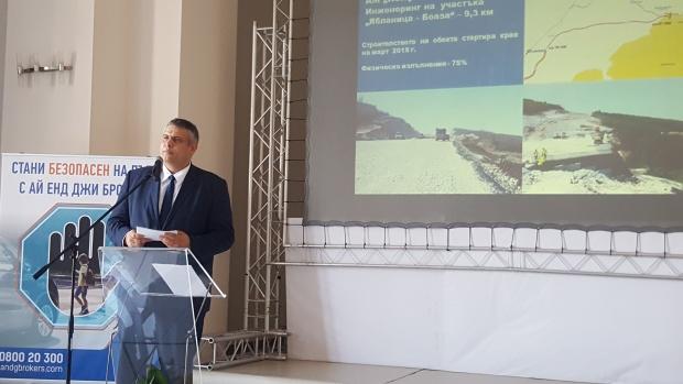Близо 7 млрд. лв. ще се инвестират в пътната инфраструктура на Северна България