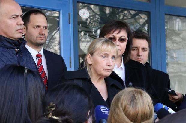 Йончева: Продължаваме нашата битка- истината за състоянието на пътищата в България
