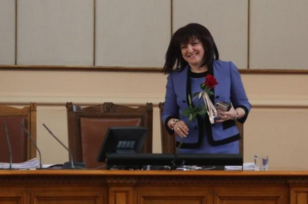 Цвета Караянчева: Българските мюсюлмани трябва да бъдат подкрепени