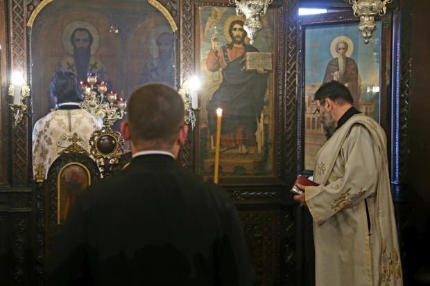 Божествена света литургия отслужена за Тодоровден